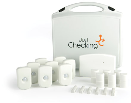 Just Checking Launches Multi-Person Kit 1 - Just Checking