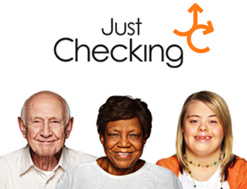 Just Checking helps families support people at home