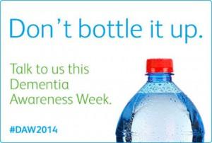 Dementia Awareness Week 7 - Just Checking