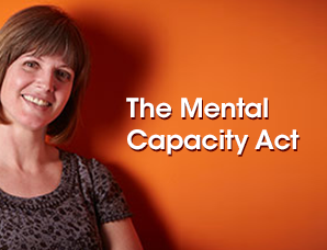Ask our practitioner: <br>Just Checking and the Mental Capacity Act 5 - Just Checking