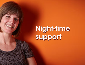 Ask our practitioner: using JustChecking to support people atnight 8 - Just Checking