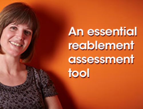 Ask our practitioner: an essential reablement assessment tool