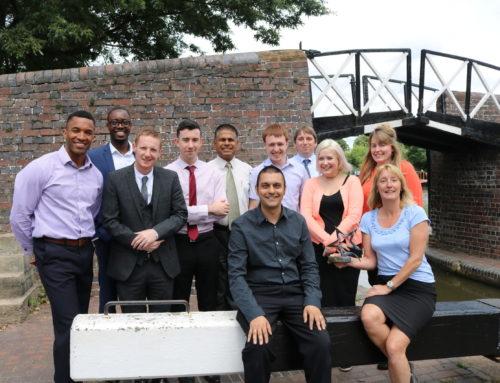 Pride of Warwick District BusinessAwards