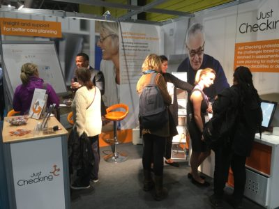 We're exhibiting at the 2017 OT Show 5 - Just Checking